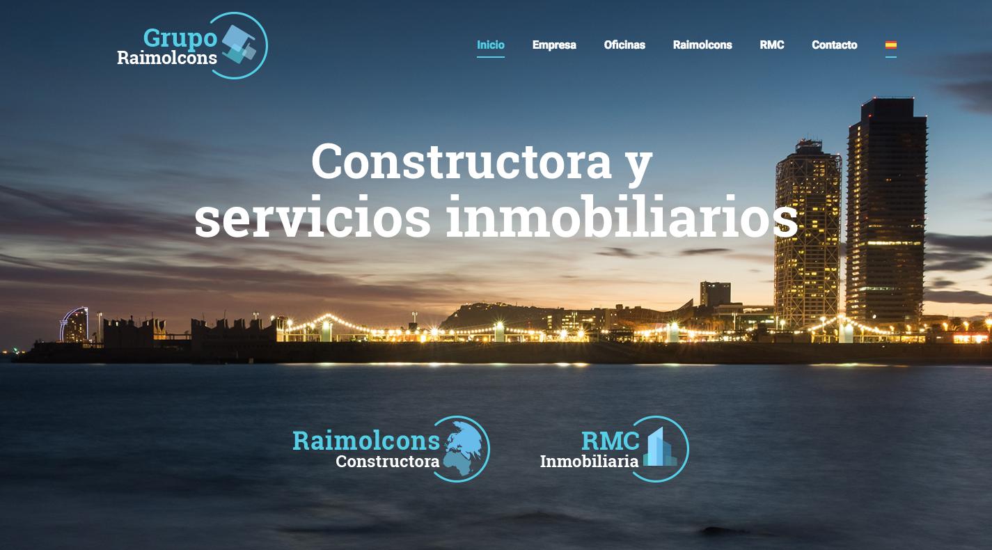 Diseño Web VILAX